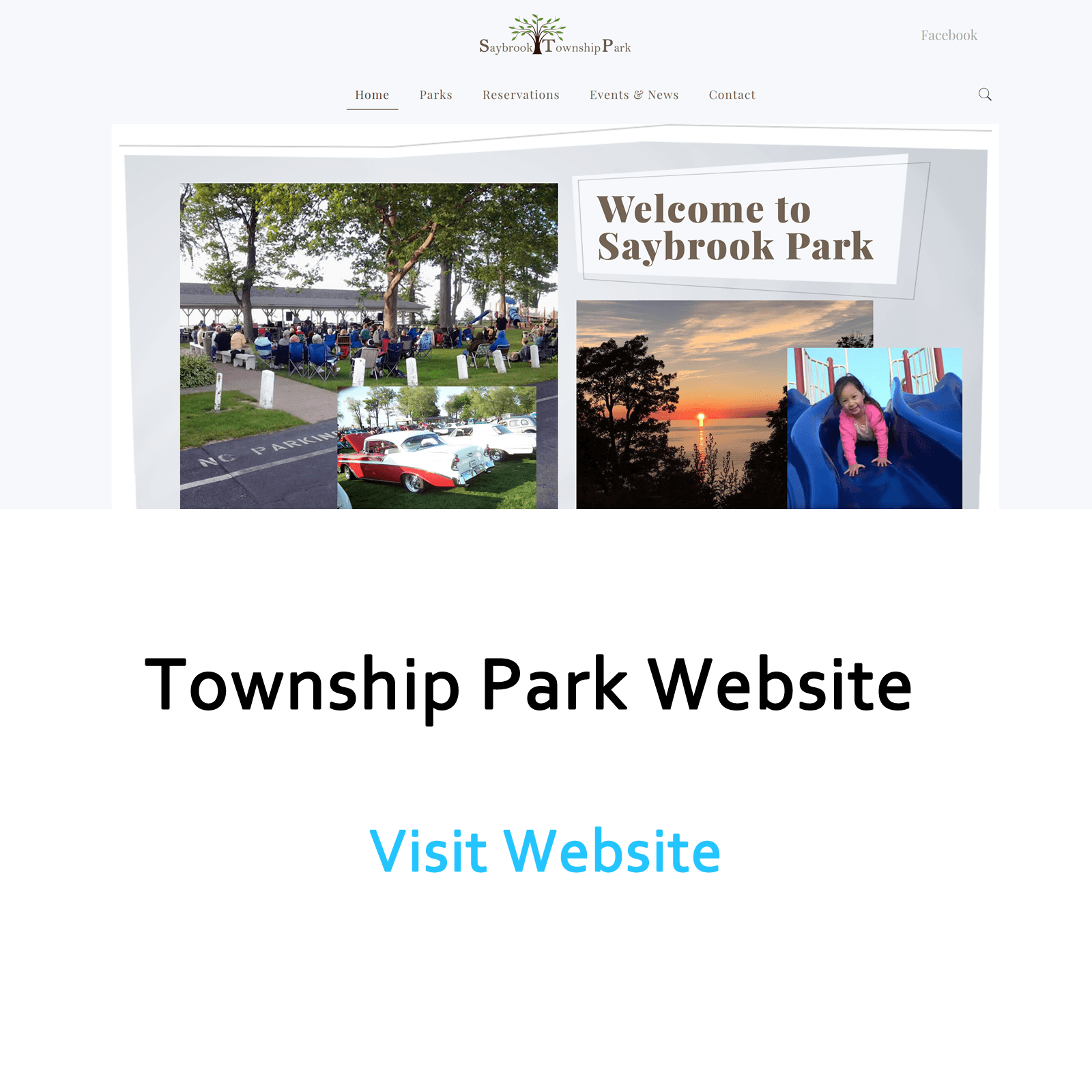 Internet Marketing Solutions Saybrook Park Website
